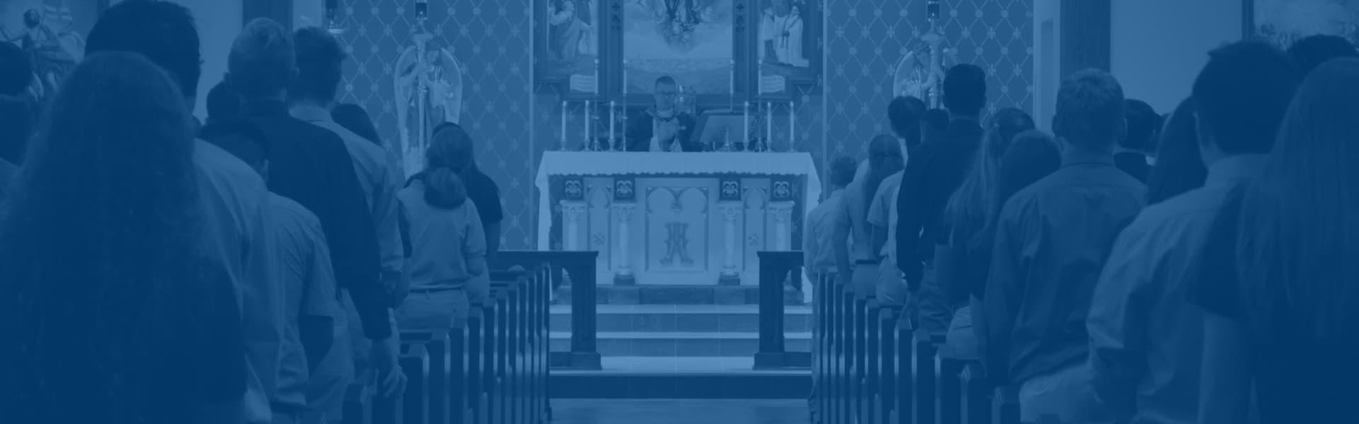 About Bishop Dwenger