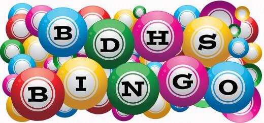 BDHS Designer Purse Bingo